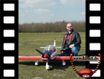 Video der Graupner Jodel Robin DR 400/180